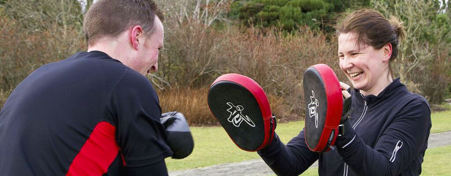 Personal training with RebelPT - Our team of fully certified Personal Trainers can take you through a one-on-one session or a small group (maximum 4-6 people) session.