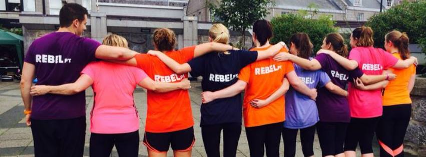 Here's a handy #RebelLife guide to make sure you are prepared for your first RebelPT session, no matter what. Mental Health Awareness