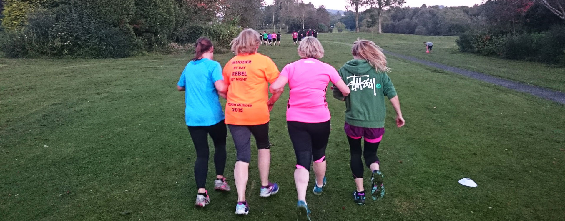 We're RebelPT, an outdoor fitness and social club in Aberdeen. We promote long-term healthy lifestyles by helping our members to enjoy being more active in our bootcamp-style classes.