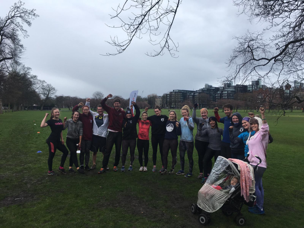 edinburgh bootcamps and prams in the park classes are go!