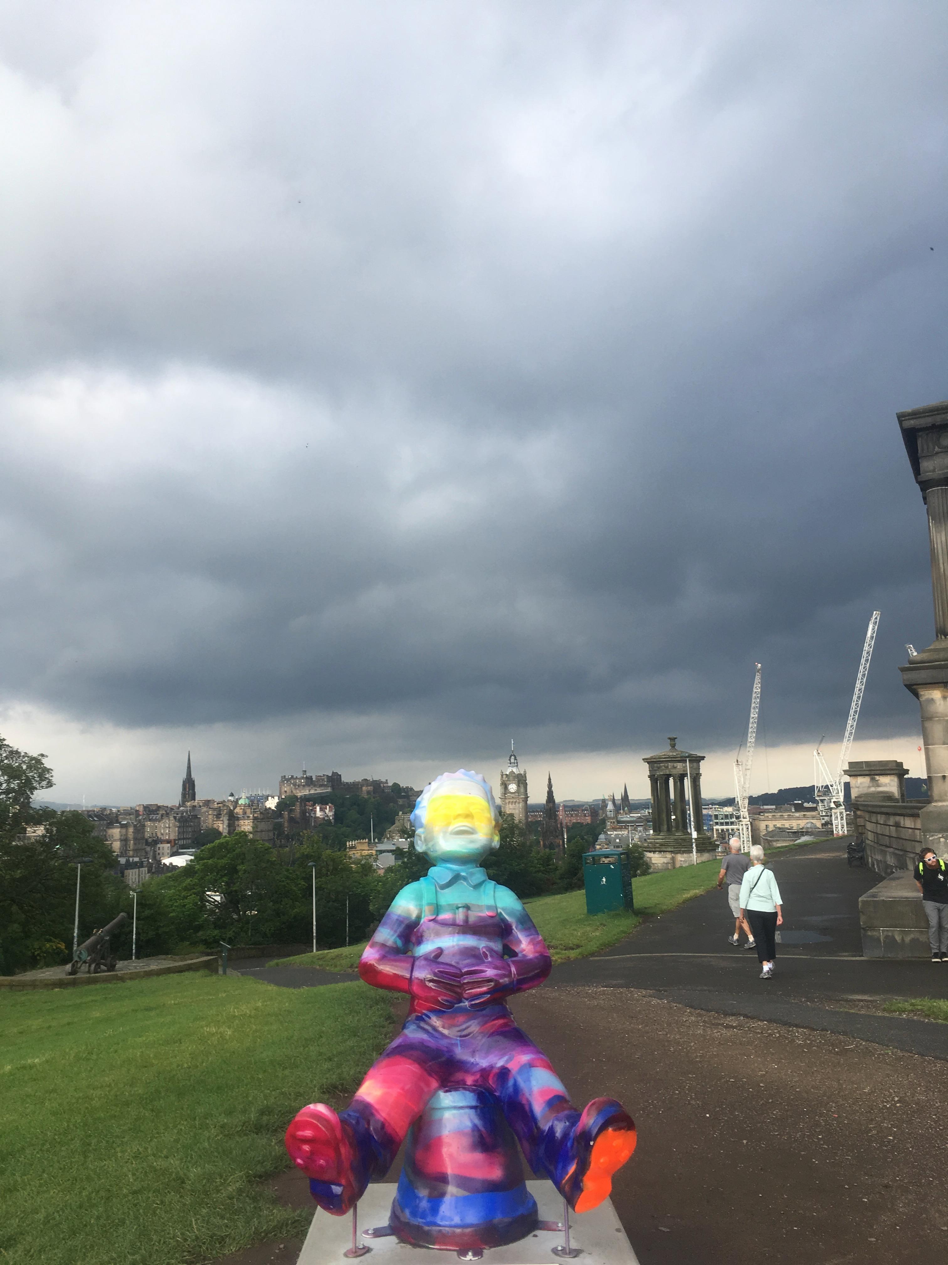 Oor wullie Edinburgh Run