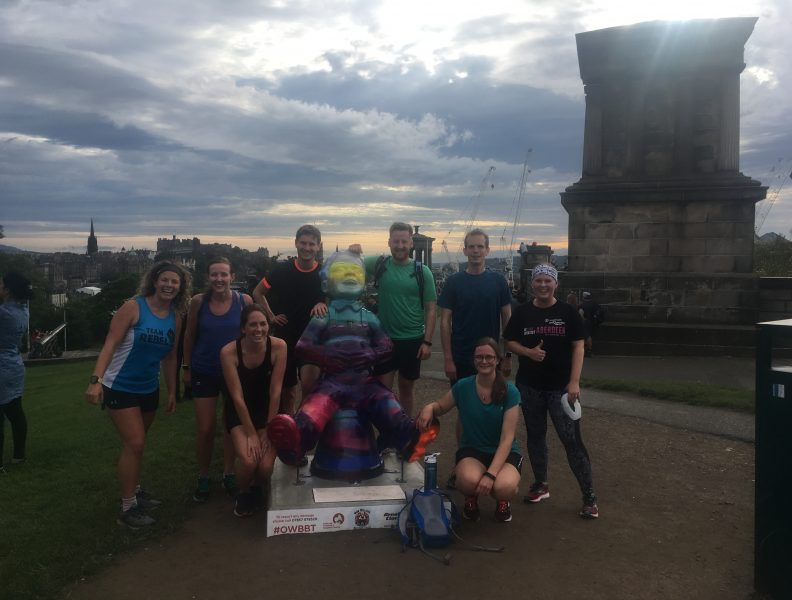 Edinburgh Oor Wullie Bucket Trail