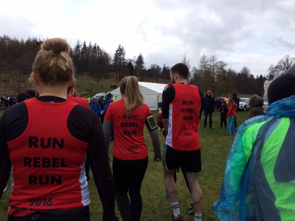 Crathes Castle 5k & Half Marathon RunRebelRun