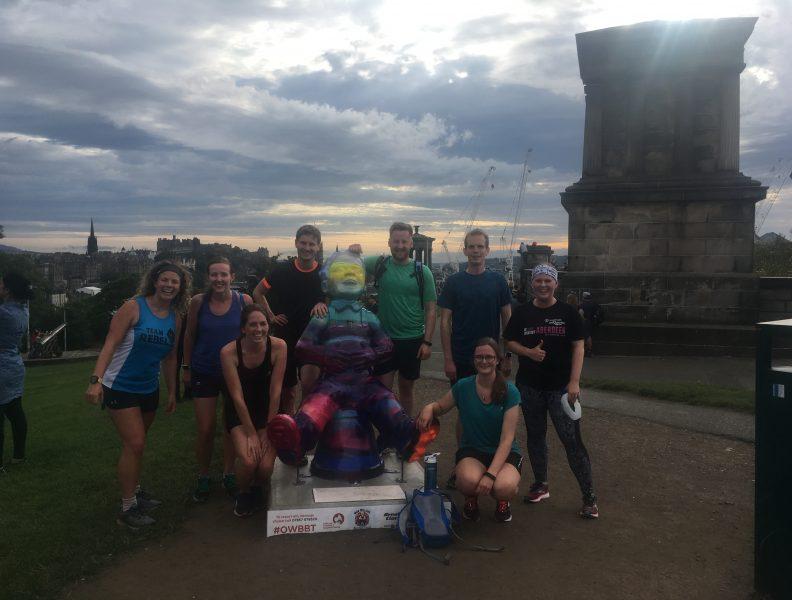 Edinburgh Oor Wullie Bucket Trail
