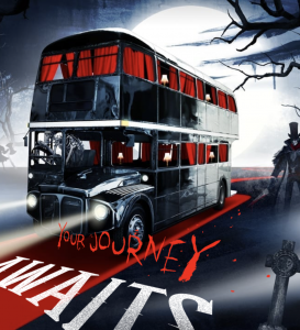 ghost bus tour Edinburgh