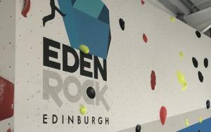 Eden Rock Bouldering Centre Edinburgh